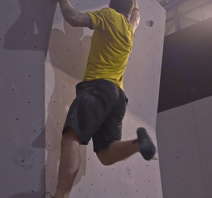 Summer Boulder Competition 2015